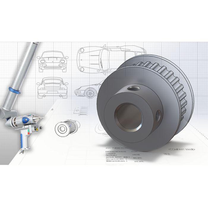 Projektservice 3D-KJC
